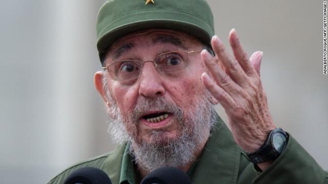 KSP'nin Fidel Kastro'nun vefatı üzerine yaptığı açıklama