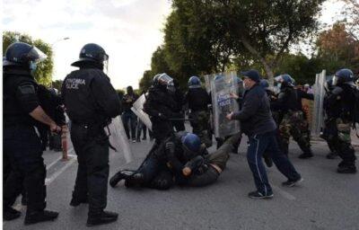 Faşist Saldırısıyı Protesto Ediyoruz!