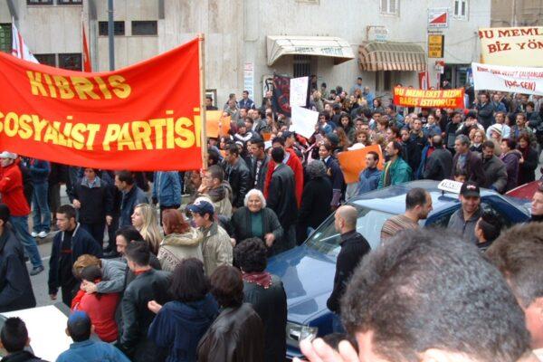 BMBP'nin 24 Nisan Günü Düzenleyeceği  'Federasyon Yolunda Büyük Yürüyüşünü' Desteklemiyoruz!